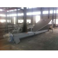 Buy cheap CE / ISO water filtering spiral grit separator for sewage treatment plant from wholesalers