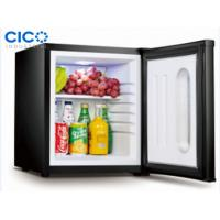 Buy cheap Silent Black Small Desktop Refrigerator Eco - Friendly Low Consumption from wholesalers