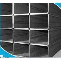 Buy cheap Hot rolled Welded Astm A53 Steel Pipe rectangular steel tube 15x15 - 600x600 mm from wholesalers