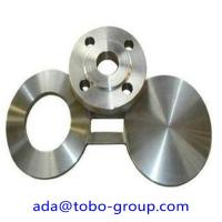 Buy cheap DN10 - DN1000 Stainless Steel Forged Steel Flanges ASTM AB564 from wholesalers