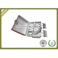 Buy cheap 24 Core FTTH Fiber Optic Termination Box / Connection Box With Adapters Light Weight from wholesalers
