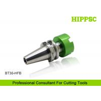 Buy cheap Face Milling Precision Steel Tool Holder BT30 - HFB18 - 32 Specular Chamfering from wholesalers