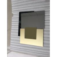 Buy cheap PVDF Paint Aluminum Composite Board , Easy Installation Aluminium Building Panels  product