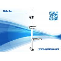Buy cheap Stainless Steel Shower Bar  Sliding , Height Adjustable Shower Bar from wholesalers
