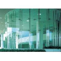 Buy cheap High Visible Distortion Clear Plain Float Glass Flat Shape For Furniture / Decoration from wholesalers