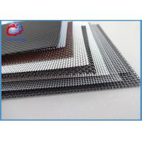 Buy cheap 12 Mesh Stainless Steel Wire Mesh Safety Window Insect Screen Anti Mosquito from wholesalers
