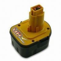 Buy cheap 12V NiMH Replacement Battery Pack for Dewalt Power Tools, with 3,000mAh Capacity from wholesalers