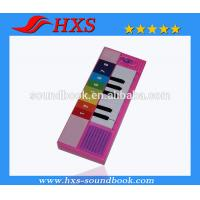 Buy cheap China Export Small Size Piano Music instrument for Children Books from wholesalers