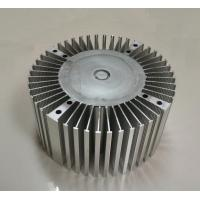 Buy cheap China Extruded Aluminum Flower Led Heat Sink Manufacturer of Custom Heatsinks for Led Light Cooler Profile Bar Housing from wholesalers