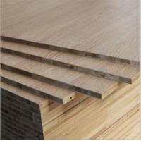 Buy cheap block board of rubber wood, pine wood with or without surface from wholesalers