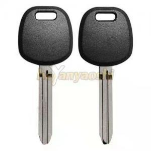 Buy cheap 1998-2006 Toyota Automotive Transponder Keys TOY43AT4 Black Head 4C Chip product