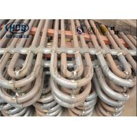 Buy cheap High Integrity Tubular Heat Exchangers Cooling Coils Superheater And Reheater from wholesalers