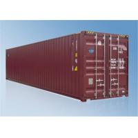 Buy cheap RED Old Used Shipping Containers For Sale Standard Transport from wholesalers