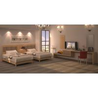 Buy cheap High End Luxury Hotel Furniture Twin Bedroom Furniture Sets with MDF wood from Wholesalers