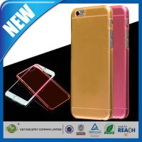 Buy cheap 0.3MM Thin Ultra Light Crystal Clear Mobile Phone Protection Case 5.5 from wholesalers