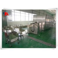 Buy cheap Small Scale Drinks Bottling Production Line , Water Bottling Plant Machine 18 Filling Heads from wholesalers