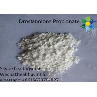 Buy cheap Nature Masteron Drostanolone Steroid Dromostanolone Propionate EINECS 208-303-1 from wholesalers