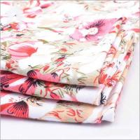 Buy cheap Super Soft Knit Fancy Floral Printed Ring Spun 30s Viscose Rayon Spandex Fabric from wholesalers