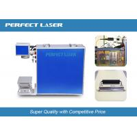Buy cheap High Tech 3D Laser Etching Equipment With 0.01-4mm Marking Depth , Air Cooling Mode from wholesalers