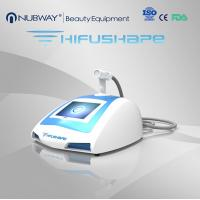 Buy cheap High effective hifu hot sale home use hifu body shaping machine product