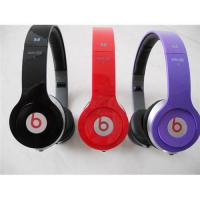 Buy cheap Hot sell Monster Beats by Dr Dre Solo HD headphones with control talk from wholesalers