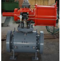"""Quality Pipeline 2 / 4 / 60""""Ball Valve with Carbon Steel /  Low Alloy Steel Material OEM for sale"""