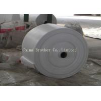 Buy cheap Durable Woven Polypropylene Roll , Red Waterproof Polypropylene Fabric Rolls from wholesalers