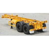 Buy cheap 20 GP Container Excavator Container Chassis For Truck Excavator Parts Grade 50 from wholesalers