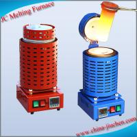 Buy cheap Industrial Electric Induction Furnace Price ,Induction Melting Furnace for Melting Copper from wholesalers