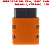 Buy cheap KONNWEI KW902 Bluetooth Diagnostic Scanner Elm327 Obd2 Original Bluetooth 5 Colors product