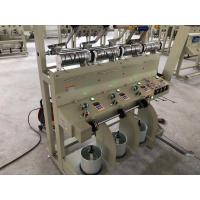 Buy cheap Single Spindle Fabric Winding Machine , Spinning Mill Autoconer Low Energy Consumption from wholesalers
