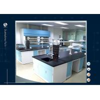 Buy cheap Antimicrobial PU Foam Science Lab Workstations , Microbiology Medical Laboratory Furniture from wholesalers