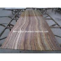 Buy cheap Tiger Onyx Marble Slab/ Wall Tile/ Floor Tile from wholesalers
