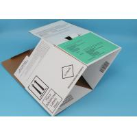 Buy cheap Non Toxic Specimen Collection And Transport Kits With Ice Bag Collection Tube product