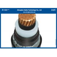 Buy cheap 18/30KV MV Single Core Armoured Power Cable, Insulated Cable according to IEC 60502/60228 from wholesalers
