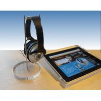 Buy cheap Custom Ipad Transparent Acrylic Display Holders For Apple Store product