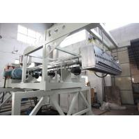 Buy cheap PVC Mat/ Carpet Production Line - Plastic Extruder - Plastic machinery - extrusion line product