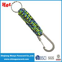 Buy cheap paracord lanyard keychain product