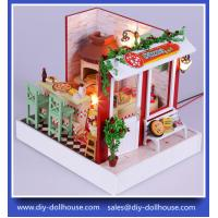 Buy cheap Diy Wooden Miniature Doll House Furniture Toy Miniatura Puzzle Model F003 from wholesalers