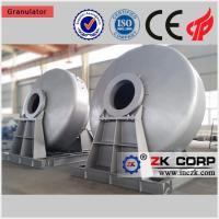 Buy cheap Disc Granulator Fertilizer Machine / Granulator Suppliers from China from wholesalers