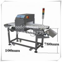 Buy cheap Chemical industry metal detector,flavour and fragrance metal detection line from wholesalers