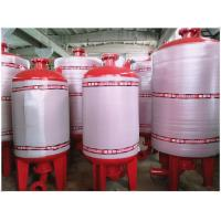 Buy cheap Medium Pressure Diaphragm Pressure Tank , Water Storage Pressure Tank product
