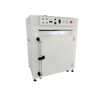 Buy cheap PLC  Controller Batch Type Oven from wholesalers