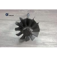 S200 Turbo Turbine Wheel Shaft Rotor Inconel713C Material Size 64.5mmX70mm