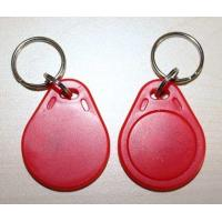 Buy cheap Ntag213 Chip Security Key Fob , 180 Byte Nfc Key Tag For NFC Payment from wholesalers