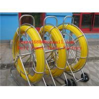 Buy cheap Powered Duct Rod Pusher  Cable snakes tape  Fiberglass Wire Pusher product