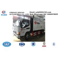 Buy cheap 2018s new wholesale best price JAC 5m3 refuse compacted garbage truck for sale, HOT SALE! garbage compactor truck from wholesalers