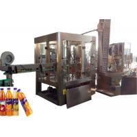Buy cheap Stable Drinking Water Filling Machine , Soda Soft Drink Making Machine from wholesalers