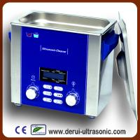 Buy cheap Derui industrial ultrasonic cleaner DR-P30 3L with Degas and Sweep from wholesalers