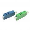 Buy cheap LC-LC SM SX Singlemode Fiber Optic Adapter from wholesalers